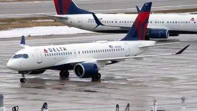 N133DU - Airbus A220-171 - Delta Air Lines