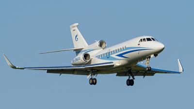 RA-09600 - Dassault Falcon 900LX - Gazpromavia