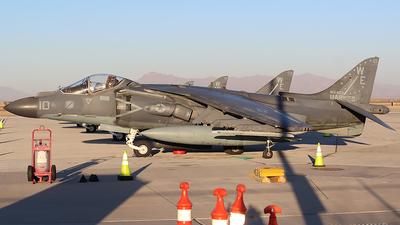 165420 - McDonnell Douglas AV-8B+ Harrier II - United States - US Marine Corps (USMC)