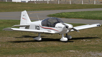 ZK-VCD - Alpha Aviation R2160  - Canterbury Aero Club