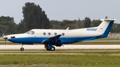 N699AF - Pilatus PC-12/47 - PlaneSense