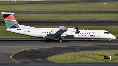 ZS-YBU - Bombardier Dash 8-Q402 - SA Express