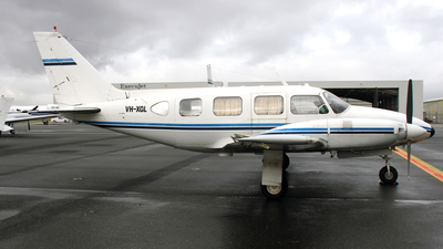 VH-XGL - Piper PA-31-300 Navajo - Interair