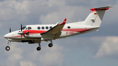 A picture of DIGEL - Beech B200GT Super King Air - [BY363] - © Christian Winkel