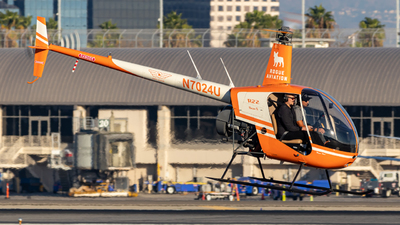 N7024U - Robinson R22 Beta - Rogue Aviation