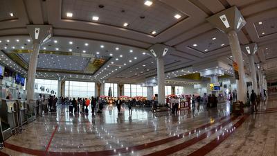 OISS - Airport - Terminal