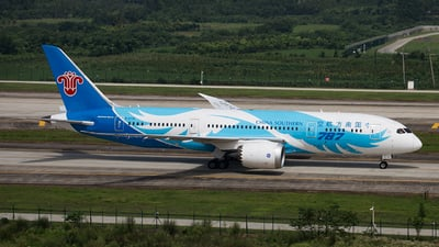 B-2736 - Boeing 787-8 Dreamliner - China Southern Airlines