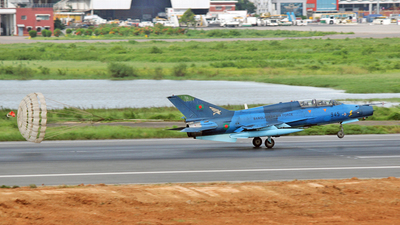F945 - Chengdu FT-7BG - Bangladesh - Air Force