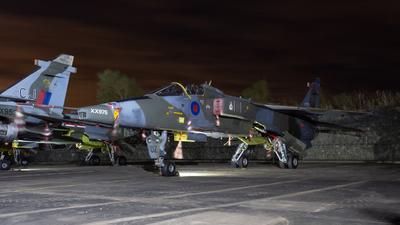 XX975 - Sepecat Jaguar GR.1 - United Kingdom - Royal Air Force (RAF)