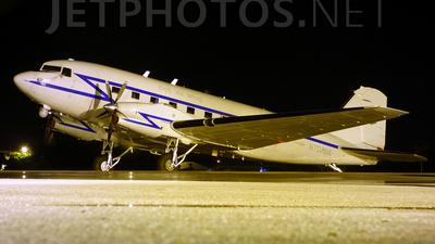 N707BA - Basler BT-67 - United States - Department of State