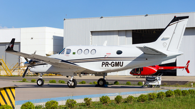 PR-GMU - Beechcraft C90GTi King Air - Private
