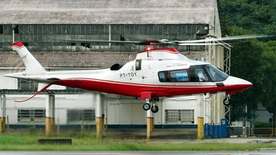 PT-TOY - Agusta A109S Grand - Private