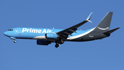 N7933A - Boeing 737-86N(BCF) - Amazon Prime Air (Sun Country Airlines)
