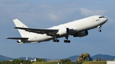 07-3604 - Boeing KC-767J - Japan - Air Self Defence Force (JASDF)