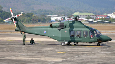 31520 - Agusta-Bell AB-139 - Thailand - Royal Thai Army