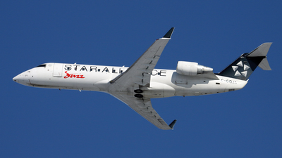 C-GQJA - Bombardier CRJ-200LR - Air Canada Jazz