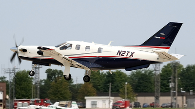 N2TX - Socata TBM-850 - Private