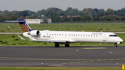 D-ACNH - Bombardier CRJ-900LR - Eurowings