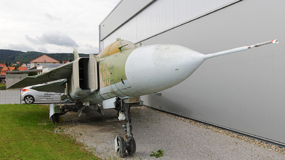 20-06 - Mikoyan-Gurevich MiG-23MF Flogger B - Germany - Air Force