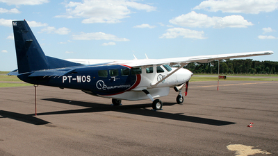 PT-WOS - Cessna 208 Caravan - Private