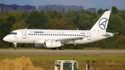 97006 - Sukhoi Superjet 100-95LR - Sukhoi Civil Aviation