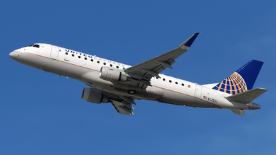 N125SY - Embraer 170-200LR - United Express (SkyWest Airlines)