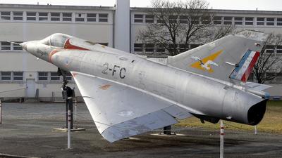 1 - Dassault Mirage 3C - France - Air Force