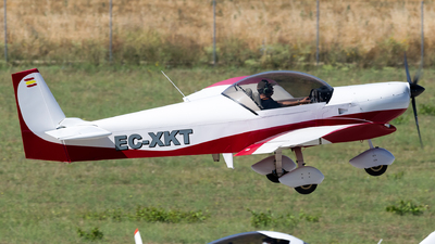 EC-XKT - Zenair CH601 XL - Private