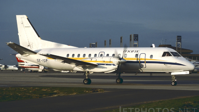 SE-ISP - Saab 340A - Manx Airlines