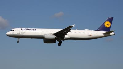 A picture of DAISN - Airbus A321231 - Lufthansa - © Rafal Pruszkowski