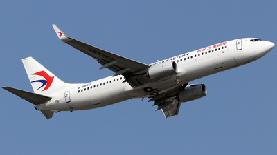 B-5840 - Boeing 737-89P - China Eastern Airlines