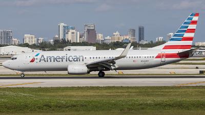 N344PP - Boeing 737-823 - American Airlines