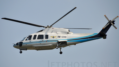 9M-CHS - Sikorsky S-76C++ - Weststar Aviation Services