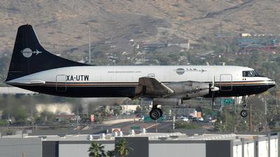 XA-UTW - Convair CV-640(F)(SCD) - Aeronaves TSM