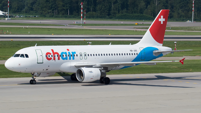 HB-JOG - Airbus A319-112 - Chair Airlines