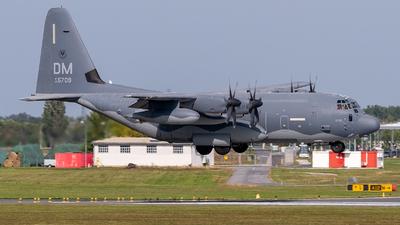 09-5709 - Lockheed Martin HC-130J Combat King II - United States - US Air Force (USAF)
