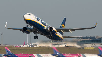 SP-RSU - Boeing 737-8AS - Ryanair Sun
