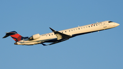 N166PQ - Bombardier CRJ-900LR - Delta Connection (Endeavor Air)