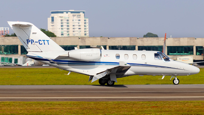 PP-CTT - Cessna 525 CitationJet M2 - Private