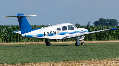 A picture of IMAVV - Piper PA28RT201T Turbo Arrow IV - [28R8131076] - © Giorgio Varisco
