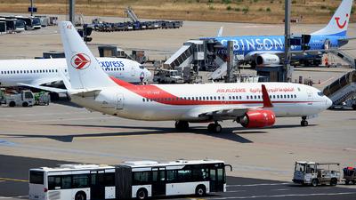 7T-VKE - Boeing 737-8D6 - Air Algérie