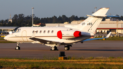 UR-WRS - Hawker Beechcraft 800XP - Windrose Airlines