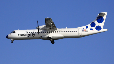 A picture of ECGQF - ATR 72202 - [0489] - © Michael Eaton