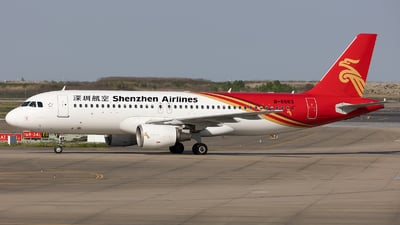 A picture of B6563 - Airbus A320214 - Shenzhen Airlines - © SakaiWakana