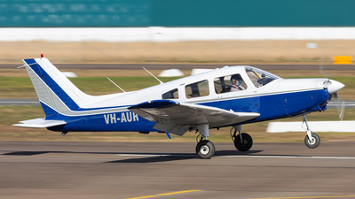 VH-AUR - Piper PA-28-161 Warrior II - Private