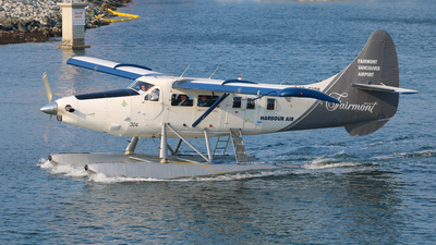 C-GVNL - De Havilland Canada DHC-3T Vazar Turbine Otter - Harbour Air