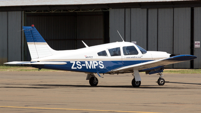ZS-MPS - Piper PA-28R-200 Cherokee Arrow II - Westline Aviation