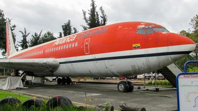 HK-749 - Boeing 720-030B - Avianca
