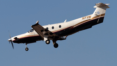 N7YR - Pilatus PC-12/45 - Boutique Air