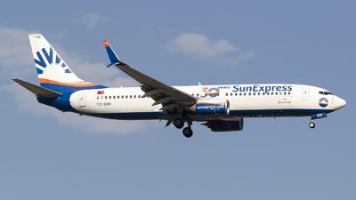 TC-SEN - Boeing 737-8HC - SunExpress